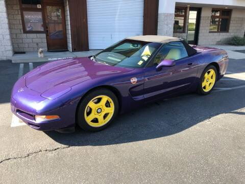 1998 Chevrolet Corvette for sale at Inland Valley Auto in Upland CA