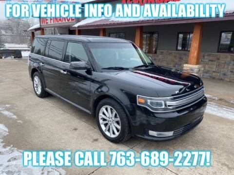 2014 Ford Flex for sale at Affordable Auto Sales in Cambridge MN
