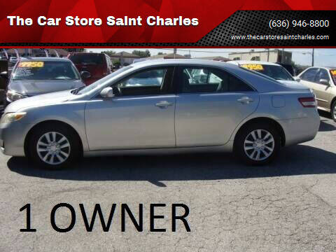 2011 Toyota Camry for sale at The Car Store Saint Charles in Saint Charles MO