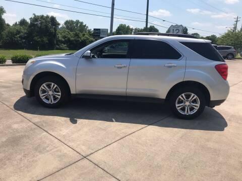 2012 Chevrolet Equinox for sale at HIGHWAY 12 MOTORSPORTS in Nashville TN