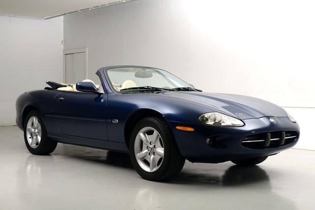 1997 Jaguar XK-Series for sale in Plano, TX