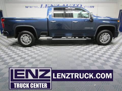 2020 Chevrolet Silverado 2500HD for sale at LENZ TRUCK CENTER in Fond Du Lac WI