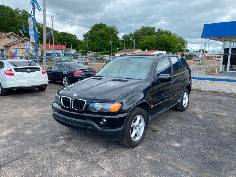 2003 BMW X5 for sale at Memphis Auto Sales in Memphis TN