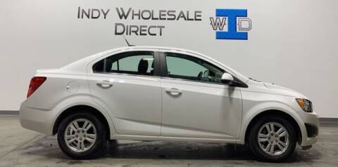 2013 Chevrolet Sonic for sale at Indy Wholesale Direct in Carmel IN
