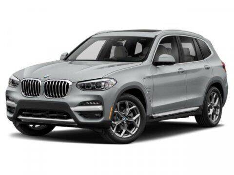2021 BMW X3 for sale at Park Place Motor Cars in Rochester MN
