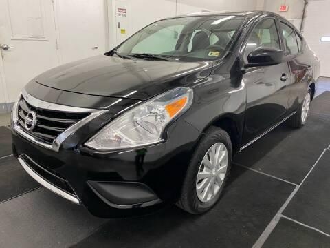 2017 Nissan Versa for sale at TOWNE AUTO BROKERS in Virginia Beach VA