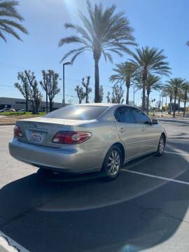 2002 Lexus ES 300 for sale at Worldwide Auto Group in Riverside CA