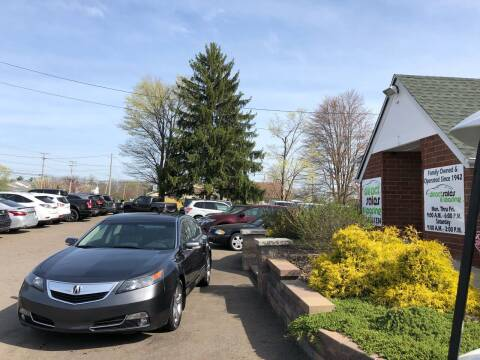 2013 Acura TL for sale at Direct Sales & Leasing in Youngstown OH