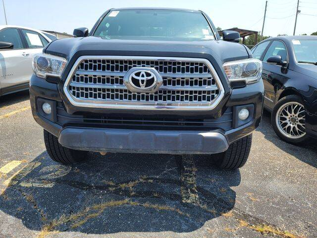 2017 Toyota Tacoma for sale at Yep Cars in Dothan AL