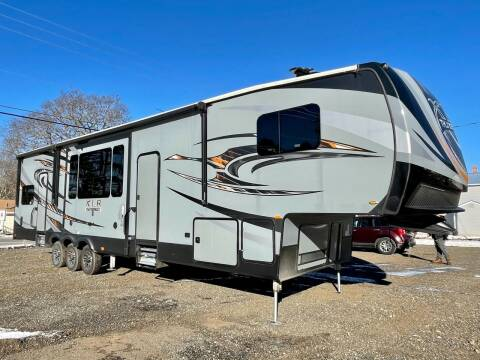 2018 Forest River XLF380AMP