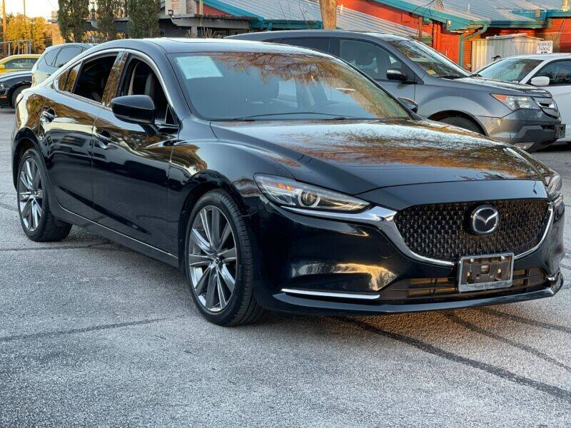 2018 Mazda MAZDA6 for sale at AWESOME CARS LLC in Austin TX