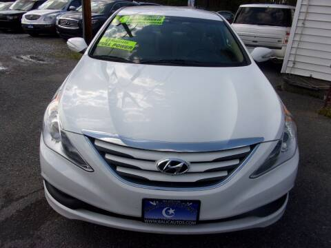 2014 Hyundai Sonata for sale at Balic Autos Inc in Lanham MD
