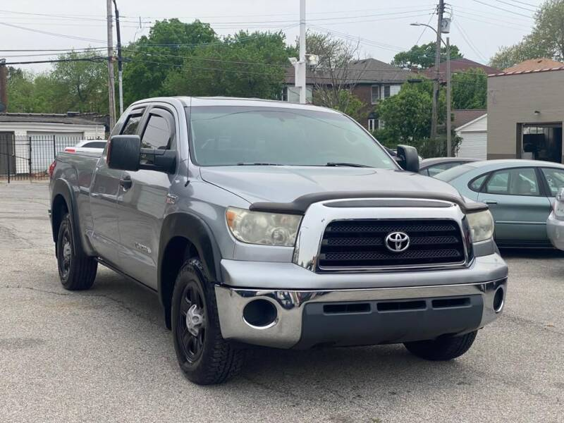 2007 Toyota Tundra for sale at IMPORT Motors in Saint Louis MO