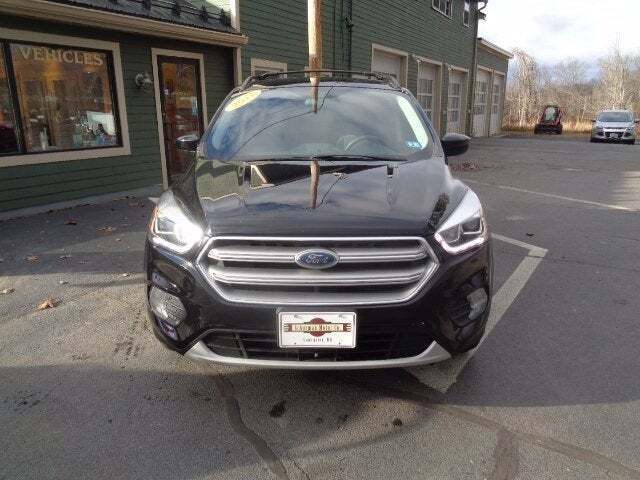 2017 Ford Escape AWD SE 4dr SUV - Lancaster NH