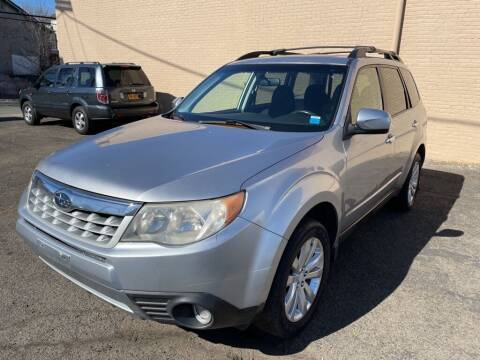 2012 Subaru Forester for sale at Corazon Auto Sales LLC in Paterson NJ
