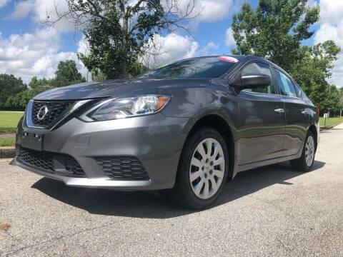 2018 Nissan Sentra for sale at Chris Motors in Decatur GA