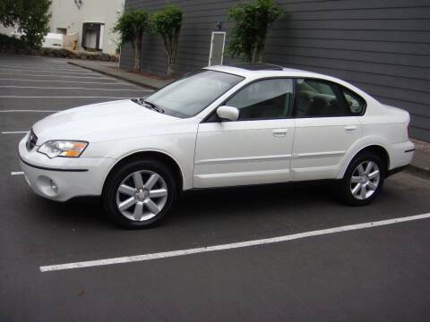 2006 Subaru Outback for sale at Western Auto Brokers in Lynnwood WA