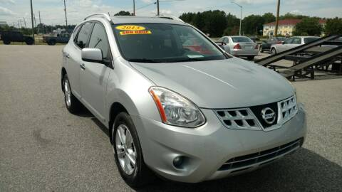 2013 Nissan Rogue for sale at Kelly & Kelly Supermarket of Cars in Fayetteville NC