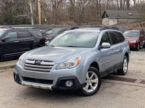 2013 Subaru Outback for sale at AMA Auto Sales LLC in Ringwood NJ