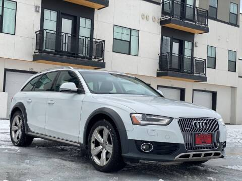 2013 Audi Allroad for sale at Avanesyan Motors in Orem UT
