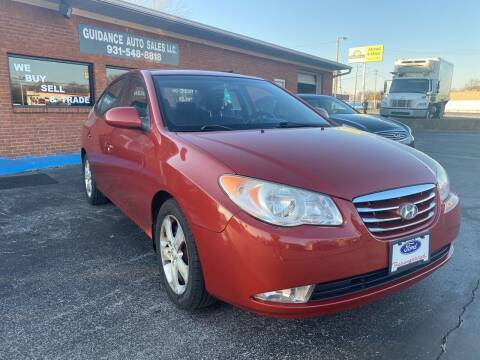 2010 Hyundai Elantra for sale at Guidance Auto Sales LLC in Columbia TN