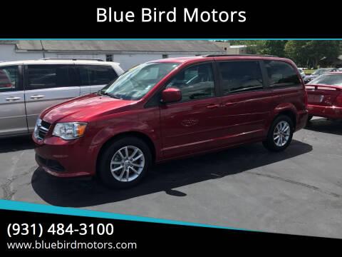 2016 Dodge Grand Caravan for sale at Blue Bird Motors in Crossville TN
