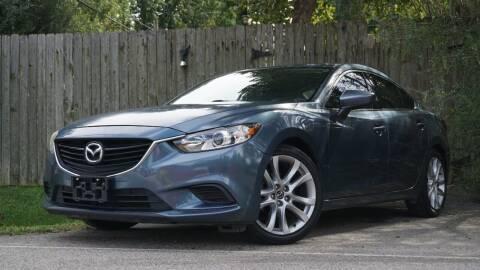2014 Mazda MAZDA6 for sale at Hidalgo Motors Co in Houston TX