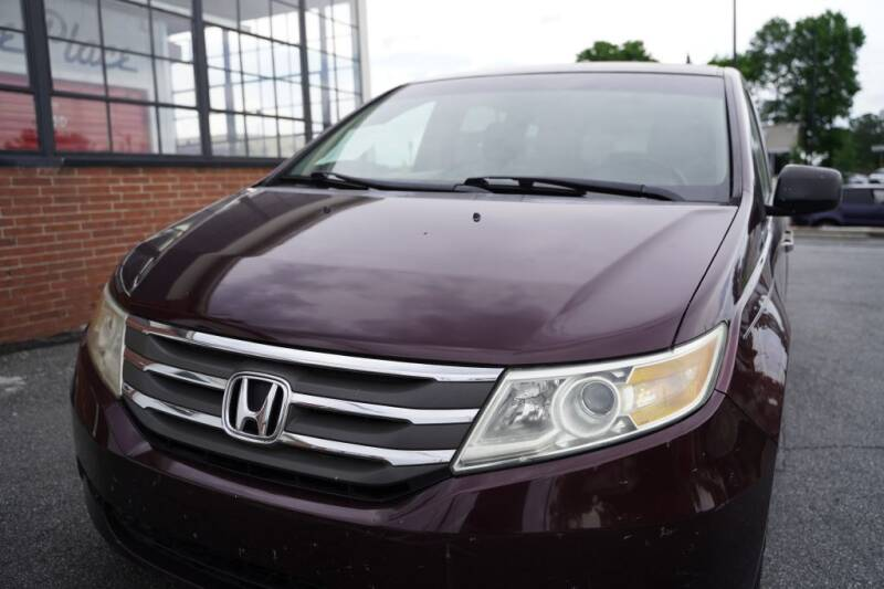 2012 Honda Odyssey for sale at Atlanta's Best Auto Brokers in Marietta GA