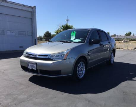 2008 Ford Focus for sale at My Three Sons Auto Sales in Sacramento CA