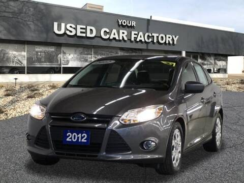 2012 Ford Focus for sale at JOELSCARZ.COM in Flushing MI