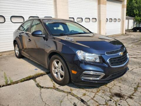 2016 Chevrolet Cruze Limited for sale at Appleton Motorcars Sales & Service in Appleton WI