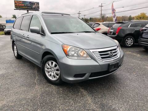2008 Honda Odyssey for sale at Mass Motors LLC in Worcester MA
