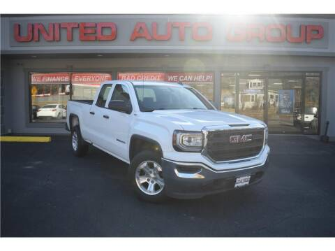 2017 GMC Sierra 1500 for sale at United Auto Group in Putnam CT