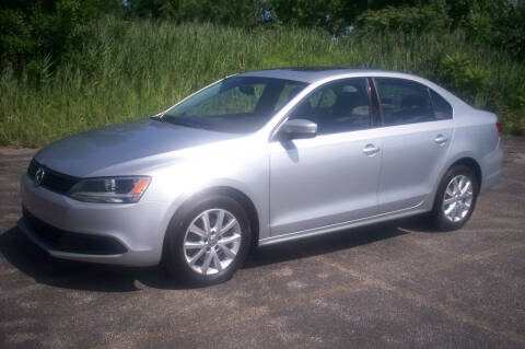 2011 Volkswagen Jetta for sale at Action Auto Wholesale in Painesville OH