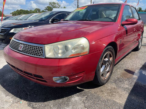 2003 Saturn L-Series for sale at EXECUTIVE CAR SALES LLC in North Fort Myers FL