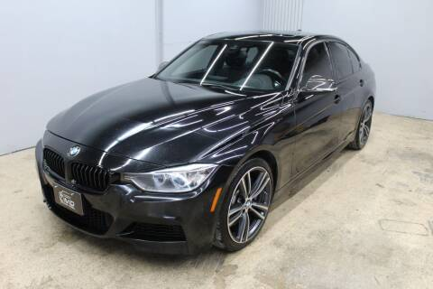 2015 BMW 3 Series for sale at Flash Auto Sales in Garland TX
