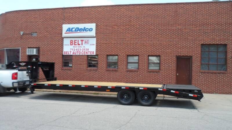2020 H&H Deckover 20+5 14k for sale at R.K. Belt & Sons, Inc. in Red Oak IA