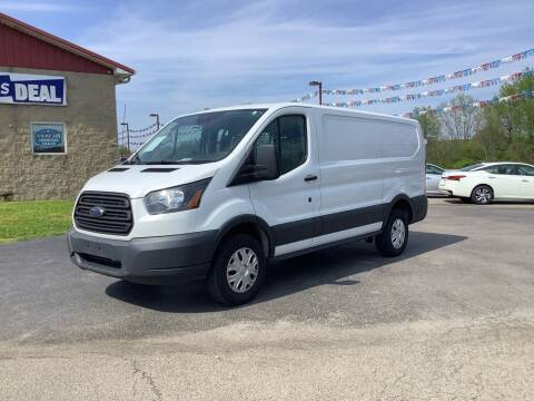 2016 Ford Transit Cargo for sale at Auto Martt, LLC in Harrodsburg KY