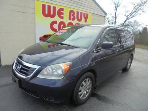 2008 Honda Odyssey for sale at Right Price Auto Sales in Murfreesboro TN