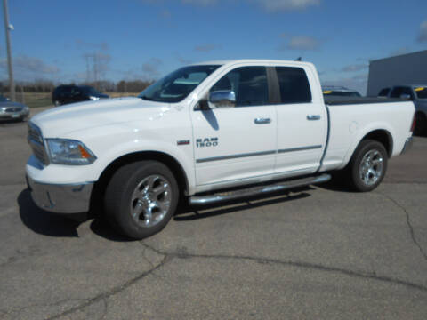 2013 RAM Ram Pickup 1500 for sale at Salmon Automotive Inc. in Tracy MN