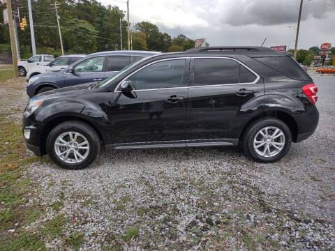 2017 Chevrolet Equinox for sale at Wholesale Auto Inc in Athens TN