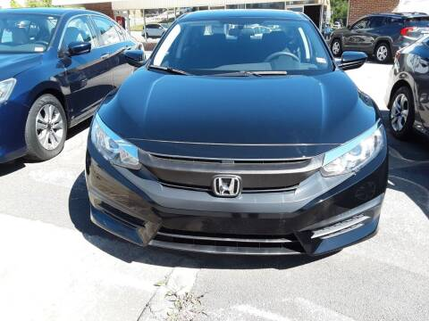 2017 Honda Civic for sale at Auto Villa in Danville VA