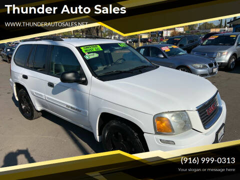 2002 GMC Envoy for sale at Thunder Auto Sales in Sacramento CA