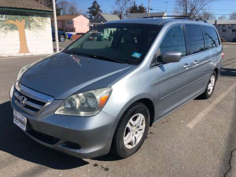2007 Honda Odyssey for sale at EZ Auto Sales , Inc in Edison NJ