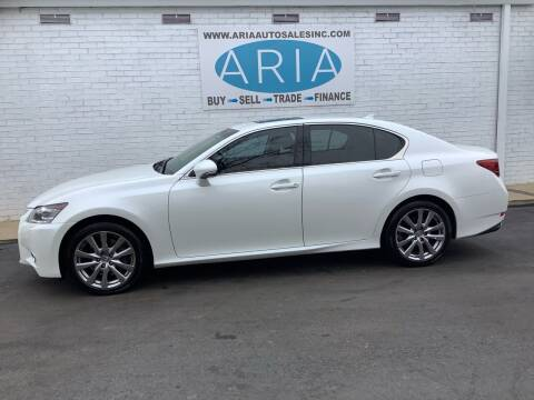 2013 Lexus GS 350 for sale at ARIA  AUTO  SALES in Raleigh NC