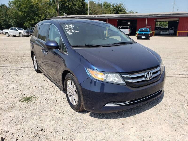 2016 Honda Odyssey for sale at CAR CORNER in Van Buren AR