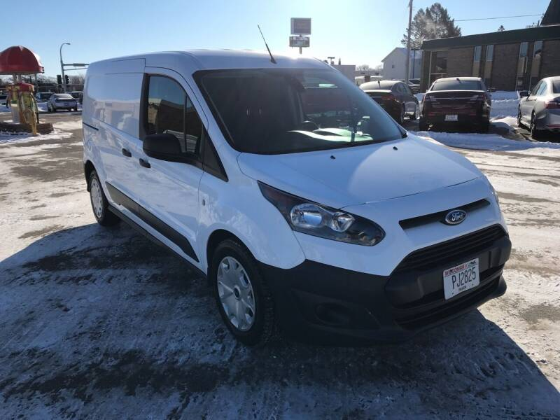 2018 Ford Transit Connect Cargo for sale at Carney Auto Sales in Austin MN