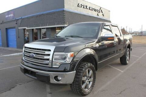 2014 Ford F-150 for sale at Apex Motors in Murray UT