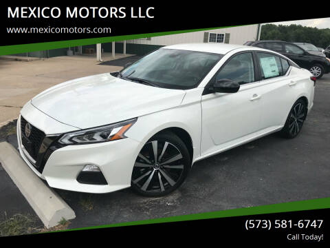 2021 Nissan Altima for sale at MEXICO MOTORS LLC in Mexico MO