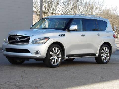 2011 Infiniti QX56 for sale at Access Auto in Kernersville NC